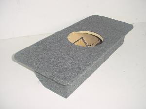 Custom Subwoofer Boxes - Toyota - Audio Dynamics - Audio Dynamics [TOY-400] 2004-2006 Toyota Tundra Double Cab Sub Box