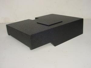 Custom Subwoofer Boxes - Toyota - Audio Dynamics - Audio Dynamics [TOY-405] 2007-2013 Toyota Thundra Single Pro-Poly Sub Box 1X10