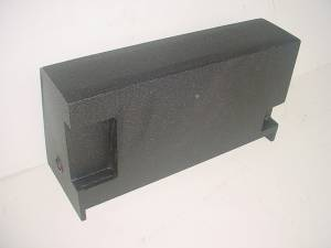 "Custom Subwoofer Boxes - Jeep - Audio Dynamics - Audio Dynamics [JEEP-602] Jeep Wrangler 2-10"" All Years JUMBO PRO- Poly Sub Box"