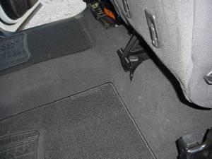 Custom Subwoofer Boxes - Nissan - Audio Dynamics - Audio Dynamics [1/2nistitcar] 04-2013 Nissan Titan Crew Cab & King Cab Single Sub Box