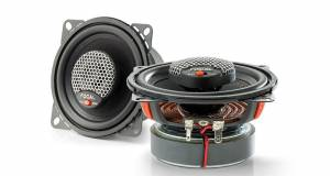 Car Audio - Speakers - Focal Listen Beyond - Focal Listen Beyond ICU 100 2-Way 4 ohm Coaxial Kit