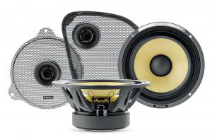 """Car Audio - Speakers - Focal Listen Beyond - Focal Listen Beyond HDK 165 – 2014 UP 6.5"""" 2-Way Component Kit"""