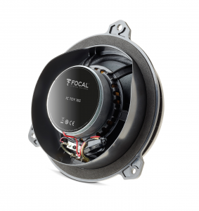 Car Audio - Speakers - Focal Listen Beyond - Focal Listen Beyond IC TOY 165 2-Way Coaxial Kit for Toyota