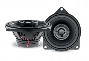 Car Audio - Speakers - Focal Listen Beyond - Focal Listen Beyond IC BMW 100 2-Way Coaxial Kit