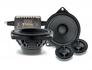 Car Audio - Speakers - Focal Listen Beyond - Focal Listen Beyond IS BMW 100 2-Way Component Kit