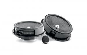 Car Audio - Speakers - Focal Listen Beyond - Focal Listen Beyond IS 165 VW 2-way Component Kit