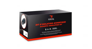 Car Audio - Accessories - Focal Listen Beyond - Focal Listen Beyond BAM XXXL Acoustic Insulation Kit