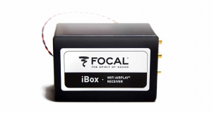 Car Audio - Accessories - Focal Listen Beyond - Focal Listen Beyond iBox SPDif  Wireless Receiver – Airplay