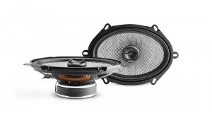 Car Audio - Speakers - Focal Listen Beyond - Focal Listen Beyond 570 AC  5 x 7 Coaxial Kit