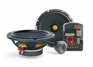 Car Audio - Speakers - Focal Listen Beyond - Focal Listen Beyond 165 YE Limited Edition USA-Exclusive  2-Way Component Kit