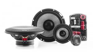 Car Audio - Speakers - Focal Listen Beyond - Focal Listen Beyond 165 AS 3  3-Way Component Kit