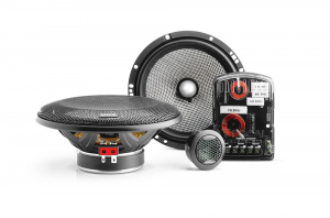 Car Audio - Speakers - Focal Listen Beyond - Focal Listen Beyond 165 AS  2-Way Component Kit