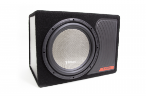 "Car Audio - Subwoofers - Focal Listen Beyond - Focal Listen Beyond Access Universal 12 Single 12"" Universal Subwoofer Enclosure"