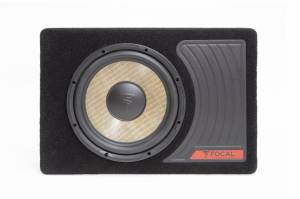 "Focal Listen Beyond - Focal Listen Beyond FLAX Universal 10 Single 10"" Universal Subwoofer Enclosure"