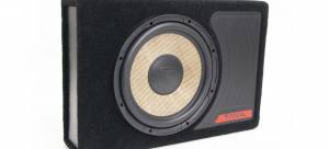 "Focal Listen Beyond - Focal Listen Beyond FLAX Universal 10 Single 10"" Universal Subwoofer Enclosure - Image 3"