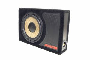 "Focal Listen Beyond - Focal Listen Beyond FLAX Universal 10 Single 10"" Universal Subwoofer Enclosure - Image 5"