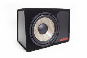 "Car Audio - Subwoofers - Focal Listen Beyond - Focal Listen Beyond FLAX Universal 12 Single 12"" Universal Subwoofer Enclosure"