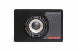 "Car Audio - Subwoofers - Focal Listen Beyond - Focal Listen Beyond FLAX Universal 8 Single 8"" Universal Subwoofer Enclosure"