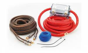 Car Audio - Accessories - Focal Listen Beyond - Focal Listen Beyond EK21, EK35 EK21 (21mm²/4AWG) and EK35 (35mm²/2AWG) Elite Power Connection Kits