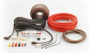 Car Audio - Accessories - Focal Listen Beyond - Focal Listen Beyond PK8, PK21 PK8 (8mm²/8AWG) and PK21 (21mm²/4AWG) Performance Power Connection Kits