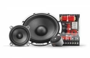 Car Audio - Speakers - Focal Listen Beyond - Focal Listen Beyond P 165 V33 3-Way Component Kit