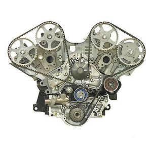 Products - Remanufactured Engines - Spartan/ATK Engines - Remanufactured Engines 227J Spartan/ATK Engines Mitsubishi 6G72 92-99 Engine
